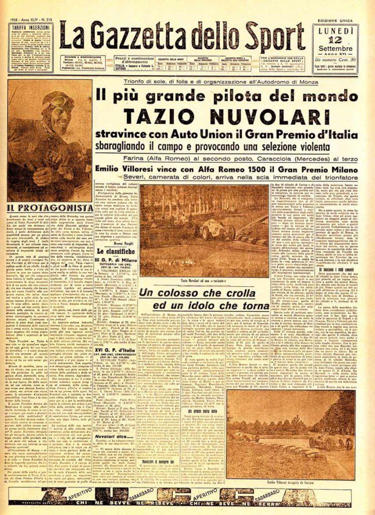 Questa immagine ha l'attributo alt vuoto; il nome del file è Tazio_Nuvolari_stravince_1938-747x1024.jpg